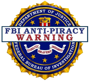 Using the FBI seal to Combat Copyright Infringement